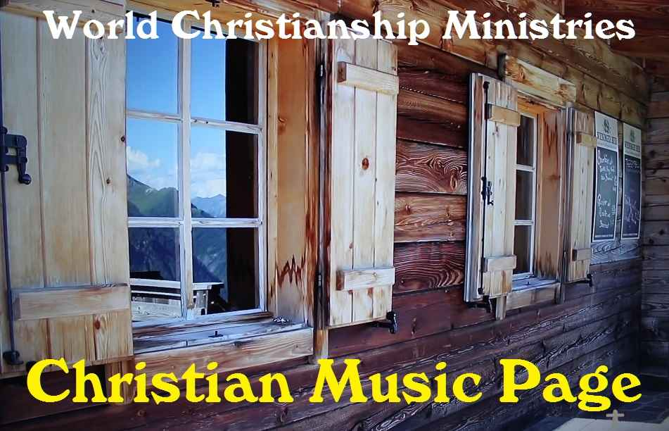 christian music page