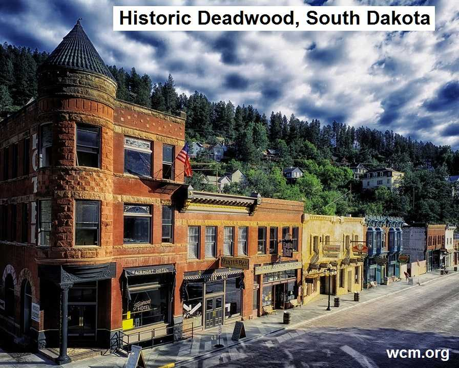 sd deadwood south dakota
