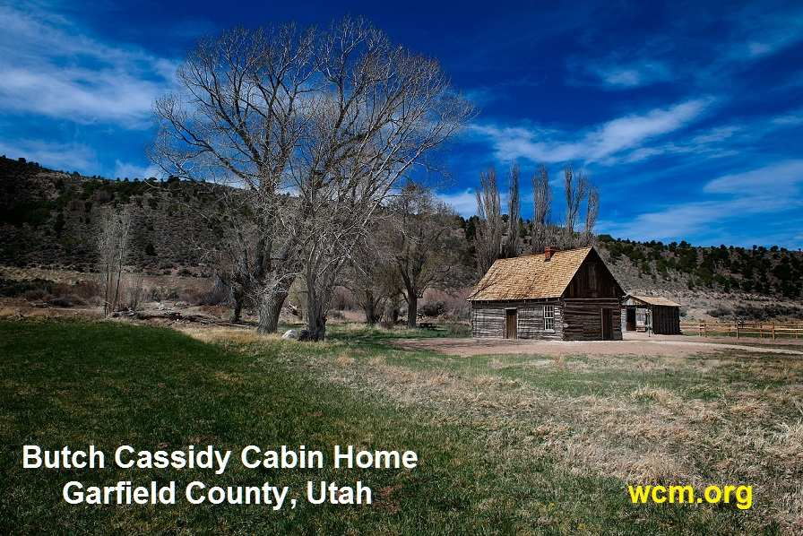 ut butch cassidy home