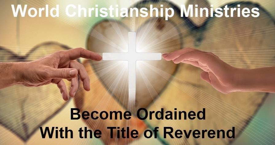 how to become reverend