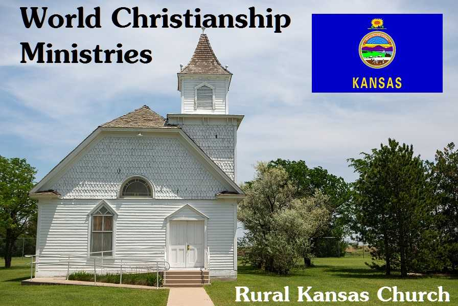 kansas rural church