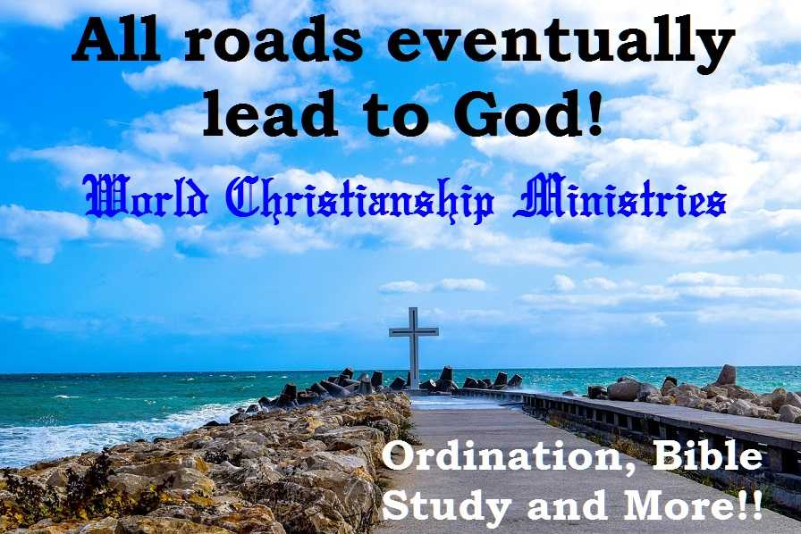 all roads lead to god